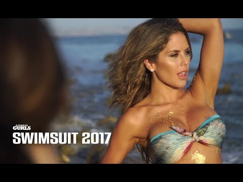 Behind the Scenes with Fitness Gurls Swimsuit 2017 Cover Girl Brittney Palmer