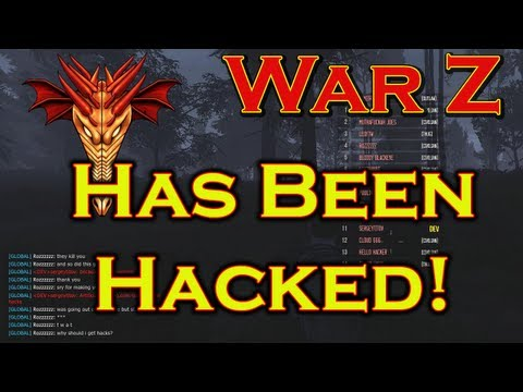 War Z Hacked - Your Information EXPOSED
