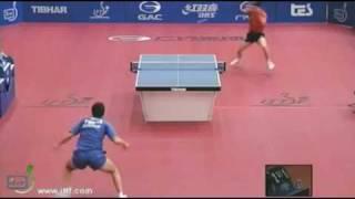 Ma Long vs Bojan Tokic[Slovenia Open 2012]