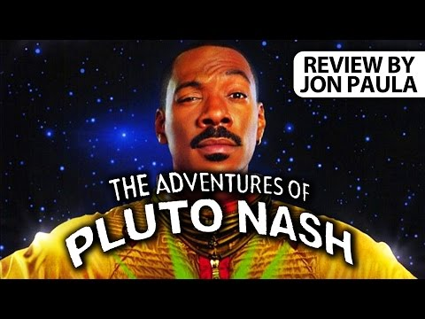The Adventures Of Pluto Nash -- Movie Review // #JPMN #BoxOfficeBomb