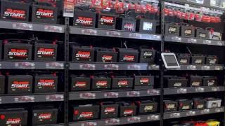 O'Reilly Auto Parts - Super Start Batteries