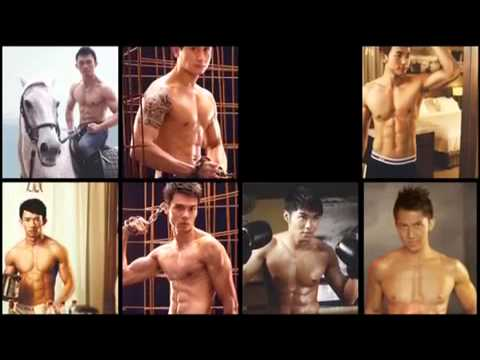 The Hottest Hunks In Malaysia 2013