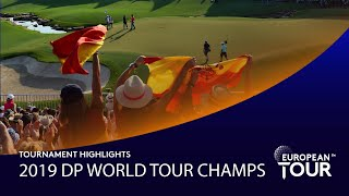 Extended Tournament Highlights | 2019 DP World Tour Championship