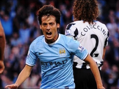 David Silva - Season Review (2013/14) HD (720p)