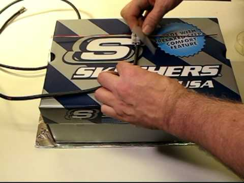 How To Make A HD Antenna Out Of A Shoebox