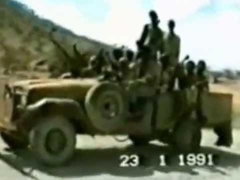 Genaral Arab Dualeh Last SNM war against dictator Barre January 1991 Berbera       YouTube