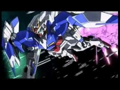 Mobile Suit Gundam 00 The Movie Awakening Of The Trailblazer