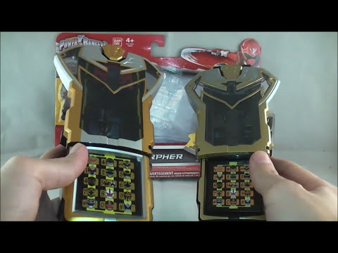 Silver Morpher Review (Power Rangers Super Megaforce)
