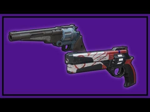 Destiny 2: Better Devils vs. Old Fashioned - Best Legendary Kinetic Hand Cannon