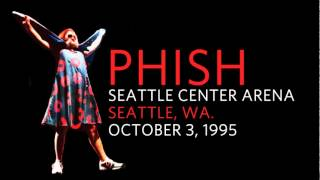 1995.10.03 - Seattle Center Arena