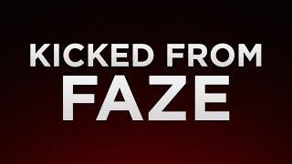 Why I was Kicked from FaZe