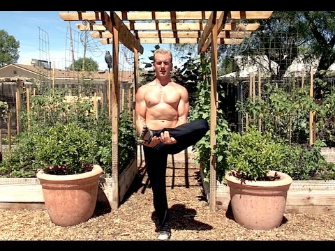 Jake Mace - Stretching for Kung Fu - Awesome Stretching