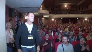 Rocco Siffredi al Cinema Astra