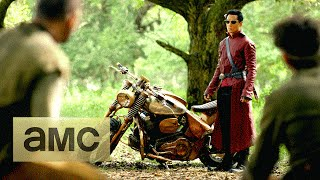 Sneak Peak: Into the Badlands: Fight in the Forest