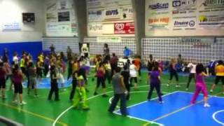 MY zumba on fire!!! ( venturina, italia )