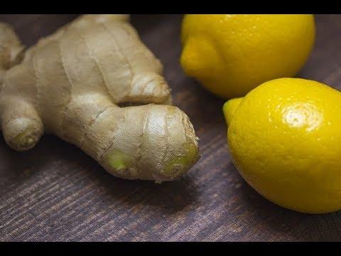 معجزات الليمون والزنجبيل يجب أن تعرفها الآن ولن تندم thumbnail