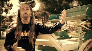 DEVILDRIVER - Intro To Outlaw Country (trailer #1)
