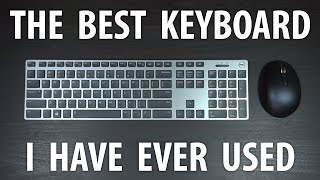 Dell Premier Wireless Keyboard & Mouse Review