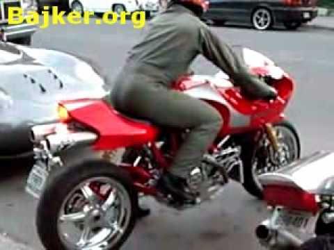 Ducati MH900