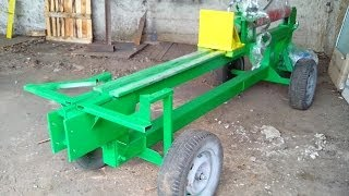 Log splitter industrial GA-20.1300 / Промышленный дровокол на 1,3м.