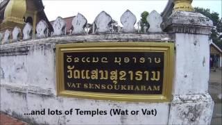 Luang Prabang, Laos trip