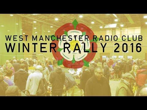 West Manchester Radio Club - Winter Rally 2016