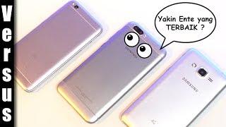 Versus : Xiaomi Redmi 5A Vs Genpro X Pro Vs Galaxy J2 Prime
