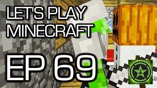 Let's Play Minecraft - Episode 69 - Quest for Horses Part 2