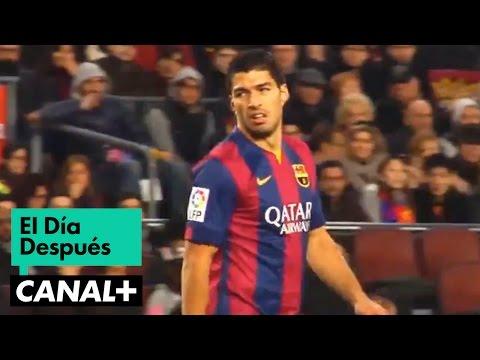 El Día Después (08/12/2014): La Frustración de Luis Suárez