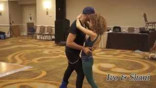 Usher (Lemme See) - Shani Mayer and Ivo Vieira at the 2015 DC Zouk Festival