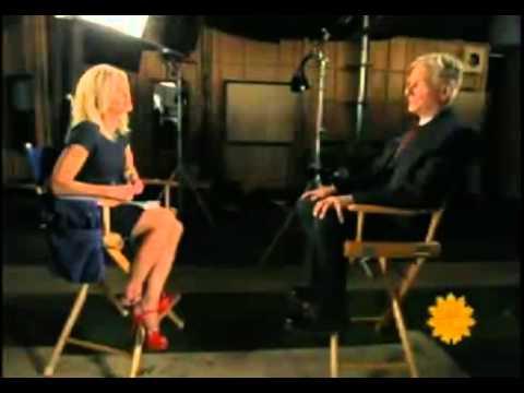 Mark Harmon on CBS Sunday Morning