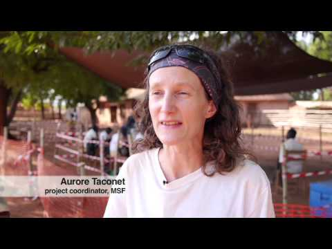 Central African Republic   MSF Tackles Measles Epidemic