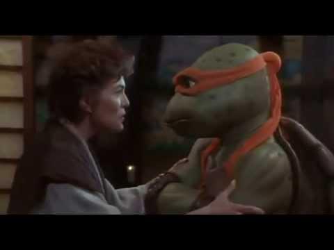 As Tartarugas Ninja 3 (1993) - Dublado