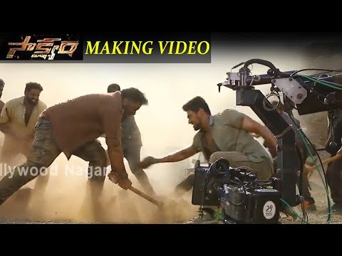 Sakshyam Movie Making Video | Bellamkonda Srinivas | Pooja Hegde | Tollywood Nagar