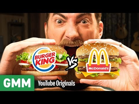 Big Mac vs Whopper: Which Is Healthier?