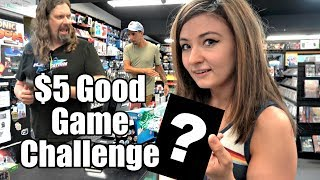 Seattle Game Hunting - $5 Good Game Challenge