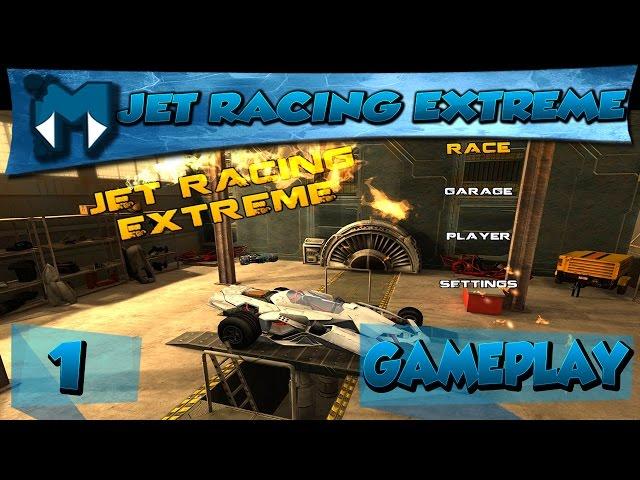 Руководство запуска: Jet Racing Extreme по сети