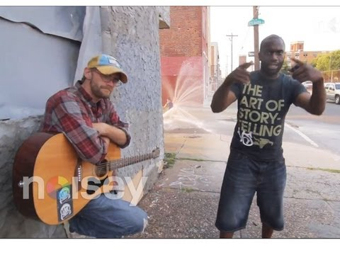 Mr. Green ft. Malik B (of The Roots) & Kevin Brown - Live from the Streets