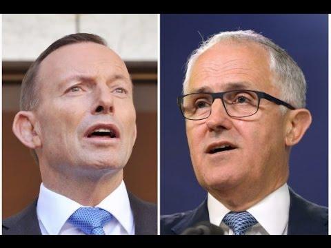Australia PM Tony Abbott ousted by Malcolm Turnbull