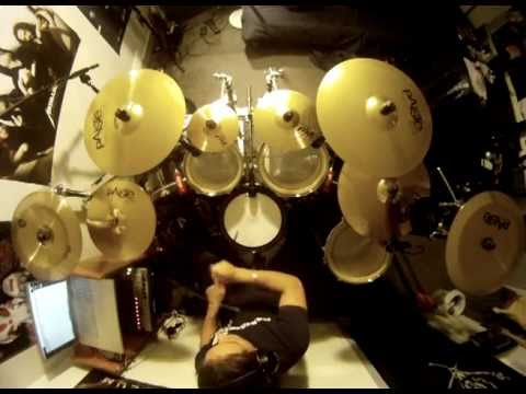 Down With The Sickness - Disturbed Drum Cover (HD)