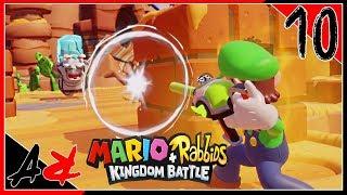 Mario + Rabbids Kingdom Battle - Ep10 - Escorting Toad