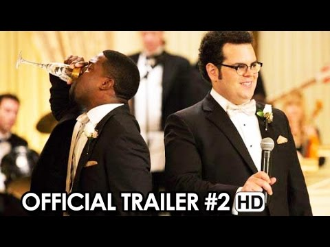 The Wedding Ringer Official Trailer #2 (2014) - Kevin Hart Movie HD
