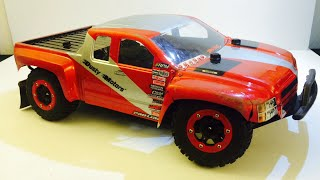 TRAXXAS SLASH 4X4 ULTIMATE LCG UPDATE