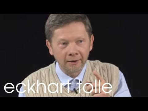 Sample Q&A from the May 2010 Issue of Eckhart Tolle TV Q: Is the ego the source of our thoughts or are our thoughts generated elsewhere and passed through th...