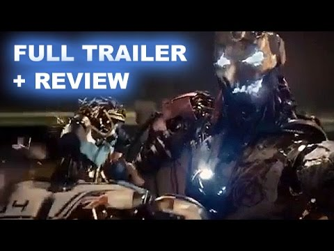 Avengers 2 Age of Ultron Official Trailer + Trailer Review : Beyond The Trailer