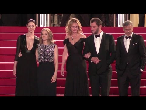 Julia Roberts, George Clooney, Jodie Foster And More After The Premiere Of Money Monster In Cannes