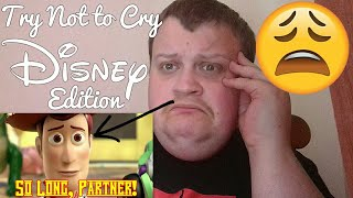 Try Not to Cry Challenge (Disney Edition!) REACTION!!! [100% Passed!!!]