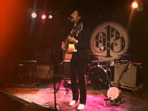 Brett Detar - &quot;Coasts&quot; - Live at the Grog Shop in Cleveland 9-28-11