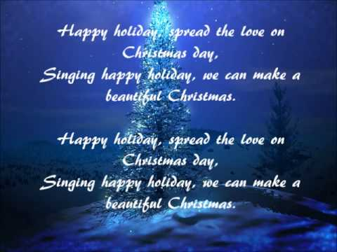Big Time Rush - Beautiful Christmas [Lyrics]