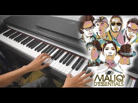 MALIQ & D'Essentials - Semesta Piano Cover
